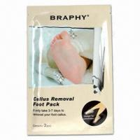 China 7-day Callus Removal Foot Mask, Designed for Convenient Wearing, FDA-approved on sale