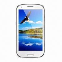 Quality 4.7-inch Smartphone, Capacitive Touch Panel/MTK 6577/Android 4.1.1/GPS/Bluetooth/TV/FM/Double Camer for sale