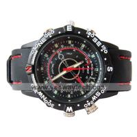 China Waterproof Sport Watch Digital Video Recorder with Digital Voice Recorder, 4G Memory/Hidden Camera on sale