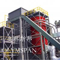 Buy cheap most efficient 1200kw oil fired Steel tube thermal oil heating steam boiler product