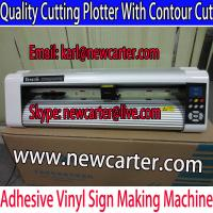 Vinyl Sticker Cutter Plotter T24LX Cutting Plotter Teneth Vinyl Cutter 630 Vinyl Cutters