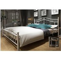 Quality Fabric / Leather Material Soft Modern Upholstered Beds With Storage drawers for sale
