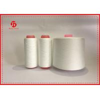 Quality TFO and Ring Spun Polyester Spun Yarn 50/2 Raw White Eco Friendly Yarn for sale