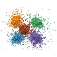 Buy cheap Color rubber granule from wholesalers