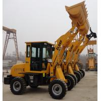 wheel loader ZL08F with snow bucket