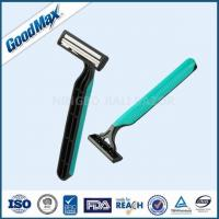 China Fda Approved Double Edge Shaving Razor Plastic Material Smooth And Comfortable on sale