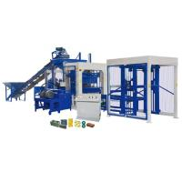 Buy QT6-15 automatic hydraulic cement hollow block making machine/interlocking brick machine from manufacture with low price at wholesale prices