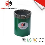 Quality NW HW Diamond Casing Shoe Diamond Core Bit , Durable Impregnated Diamond Core Drill Bit for sale