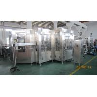 Quality Low Temperature Carbonated Drink Filling Machine for sale