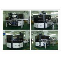 Buy cheap CE ISO Flat Screen Printing Machine For Plywood Rule Lighter Cup Tube product