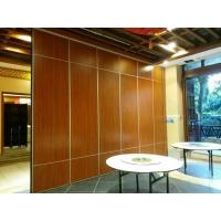 Buy cheap Acoustic Sliding Door Office Partition Walls System Philippines Design from wholesalers
