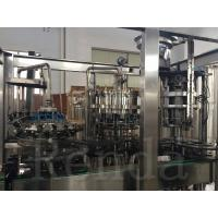 China Renda Energy Drinks Beer Bottling Machine Carbonated Rinsing Filling Capping on sale