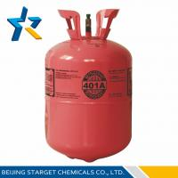 Quality R401A Refrigerant Replacement For R12 Refrigerants Purity 99.8% for sale