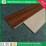 Quality plastic wood floor interlocking wood flooring 3mm vinyl sheet for sale