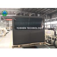 Quality Multi Functional Commercial Air Source Heat Pump Long Heating Time 62 DBA for sale