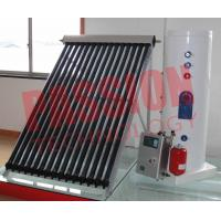 Quality Professional White Split Solar Water Heater With Heat Pipe Solar Collector for sale