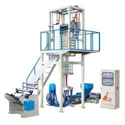 Quality High Efficient Plastic Extrusion Machine for T Shirt Plastic Bag for sale