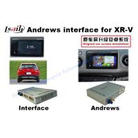 Quality HD Android Multimedia Upgrade interface Honda XRV Video intrerface for sale