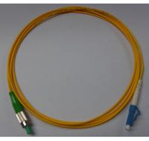 High precision of ceramic ferrule, FC - LC Fiber Optic Patch Cord