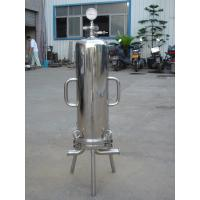 Quality 8R 9R Sanitary Filter Housing For Sugar Syrups and Beer Final Filtration for sale