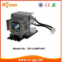 China Replacement Projector lamp SP-LAMP-061 / SPLAMP061 for INFOCUS IN104 projector on sale