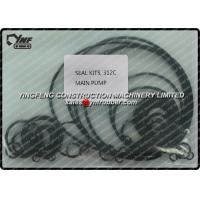 Buy cheap CAT Excavator Seal kits for Caterpillar Excavator Hydraulic Motor Pump Cylinder 312C 325B 330 product
