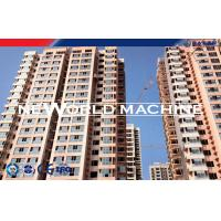 Quality Hot Dip Galvanizing ZLP Type Window Cleaning Platform / Construction Material Hoist for sale