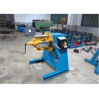 Quality Damper Handle Roller Shutter Forming Machine 1.5-2.0mm 7.5kw Cutting Power for sale