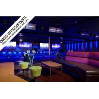 China bowling lanes project-Brunswick bowling lane-glow in dark bowling alleys equipment on sale