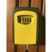 Quality Multi-function Wall Mounted Key Storage Box / Outside Lock Box For Keys for sale