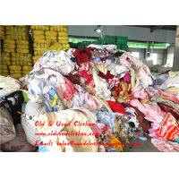 Quality Summer Adults Women Fashion Dress Second Hand Ladies Clothes In Bales Bulk for sale