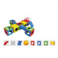 Buy cheap LLDPE Recycled Indoor Playground Equipment 384 * 360 * 122 CM For Kids product