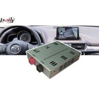 Quality Mazda Camera Interface with 360 Bird View HD 800X480 Output for Parking Safety for sale