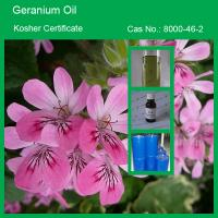 Quality 100% Natural GERANIUM Essential Oil, Kosher Certificate for sale