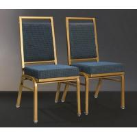 Quality American Style Modern Aluminum Imitation Wood Flex-Back China Hotel Banquet Chair for sale