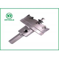Quality 3 Flat Shank TCT Hole Saw Cutter For Stainless Steel Plate 25 Mm Cutting Depth for sale