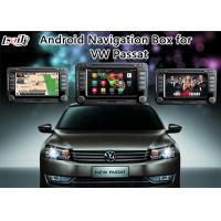 Quality Android Multimedia Video Interface for VW Passat Upgrade Car HD Touch with GPS Navigation for sale
