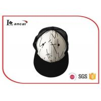 Quality 100% Cotton Pattern print  Baseball Caps Hats , New style mens snap back cap for sale
