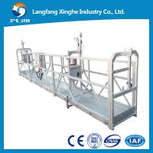 Buy cheap Manufacturer100% copper gearing   single phase construction  maintenance  gondola platform product