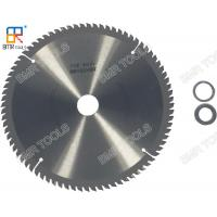 Quality 8 x 80T Wood Cut Saw Blade with YG6 tungsten carbide tipps long working life for sale