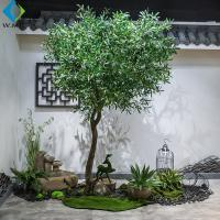Restaurant Decro Artificial Olive Tree 5-10 Years Life Time 2.5m Height for sale
