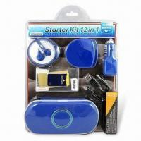 Buy cheap Starter Kit for PSP2 with Carry Bag, Includes USB Car Charger and Screen from wholesalers