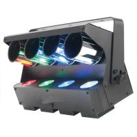 Double LED Roller Scan Effect LED Stage Lights With 60 Degree Beam Angle