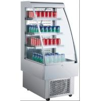 Quality hot selling restaurant food display refrigerator,supermarket open display chiller and freezer for sale