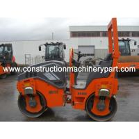 Quality HD10VV 328 Hours Used Road Roller Drum Double Used Asphalt Rollers for sale