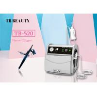 Quality Home Use Water Oxygen Spray Skin Rejuvenation Oxygen Therapy Machine / Water Jet for sale