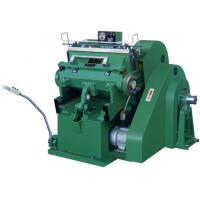 Quality Platen Die cutting and Creasing Machine, Platen Die-cutting + Creasing for sale
