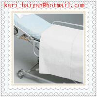PP, SMS Medical Nonwoven Surgical Disposable Hospital Bed Sheets, Bedspread