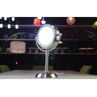 China Safety Silver Backed Mirror Glass For Table Tops / Toilet , Aluminium Coated Mirror on sale