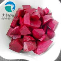 China Red Color Plant Extract Powder Natural Food Colorant Beet Root Powder Anti Tumor on sale